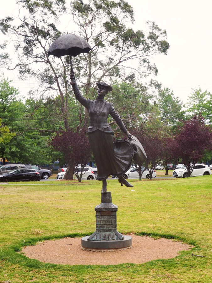 A weekend in Kangaroo Valley - Mary Poppins