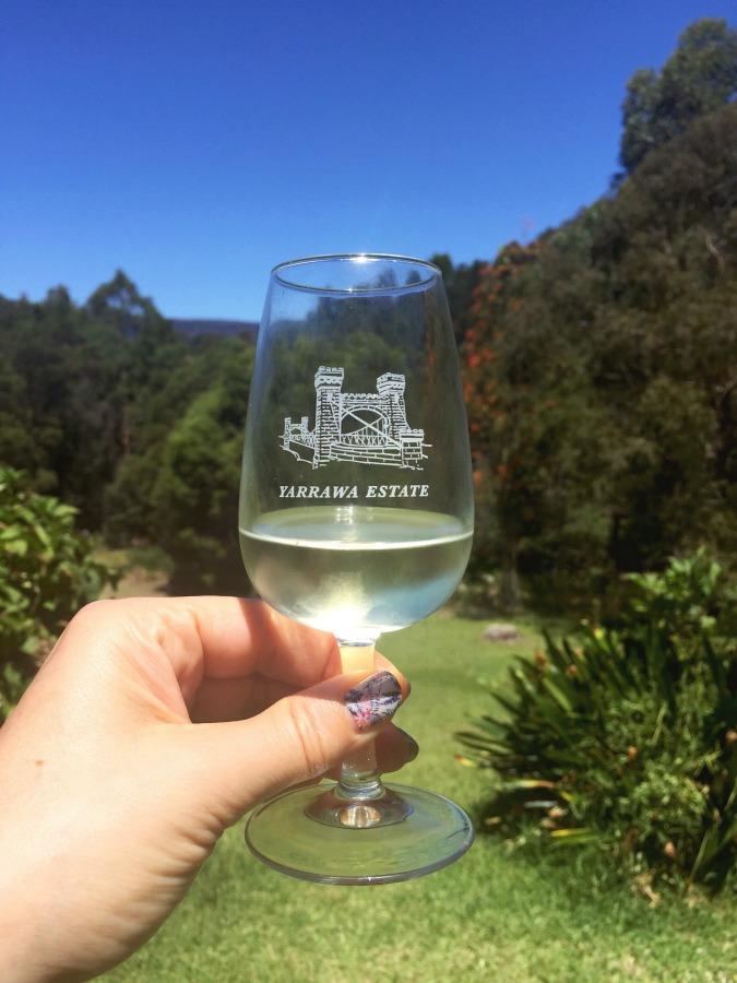 A weekend in Kangaroo Valley - Yarrawa Estate