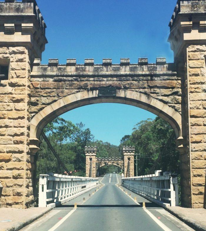 A weekend in Kangaroo Valley - Hampden Bridge
