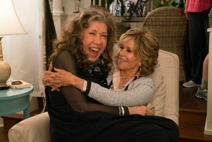 Must watch Netflix shows - Grace and Frankie