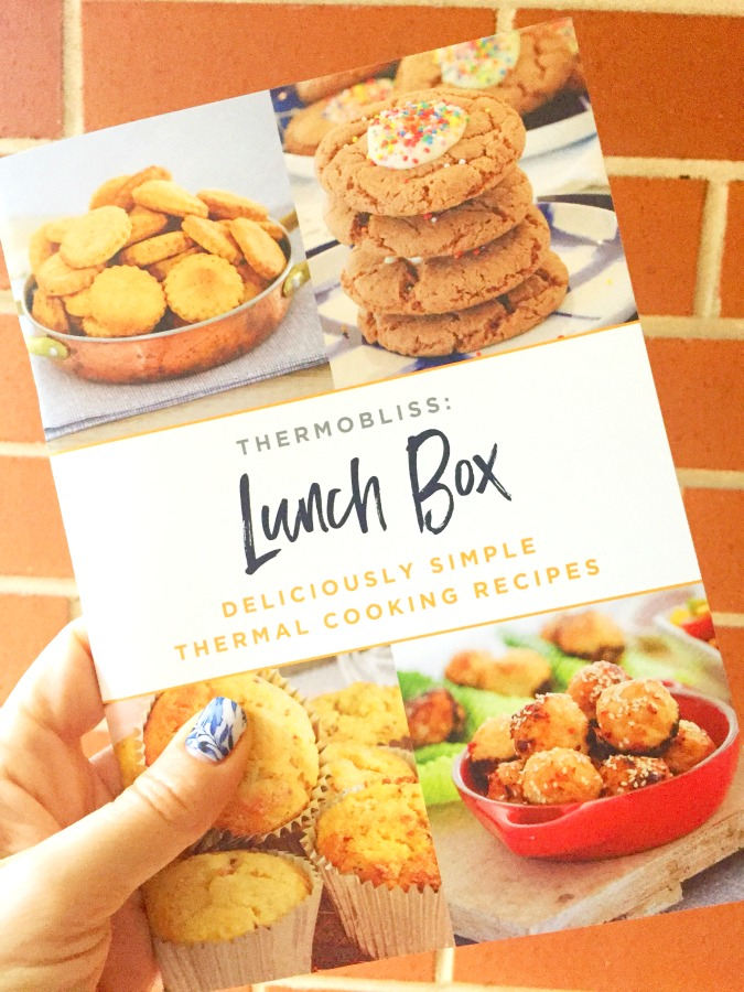 Taking Stock March Thermobliss Lunch Box book