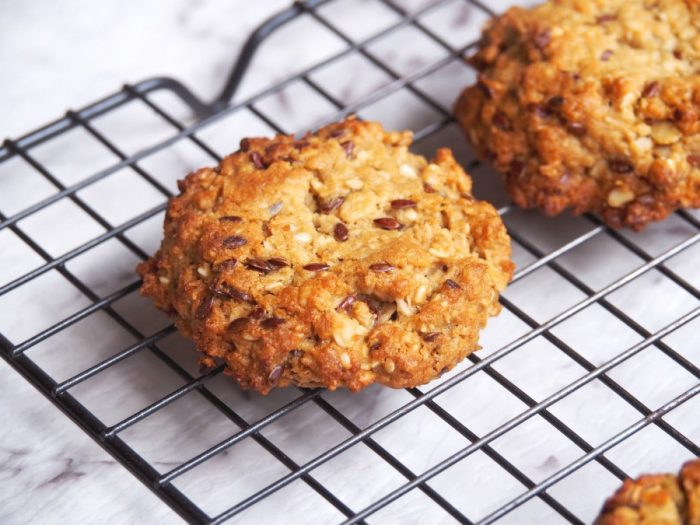 Seeded Anzac Biscuits 5