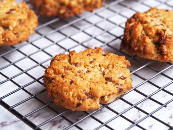 Seeded Anzac Biscuits 3