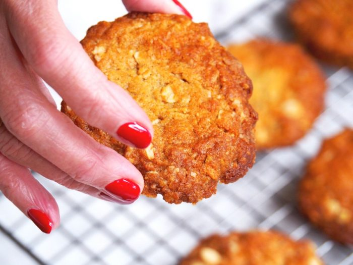 Chantal's Thermomix Anzac Biscuits 2