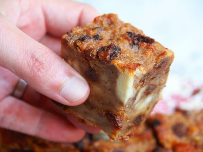 Nana's Best Ever Bread Pudding 4