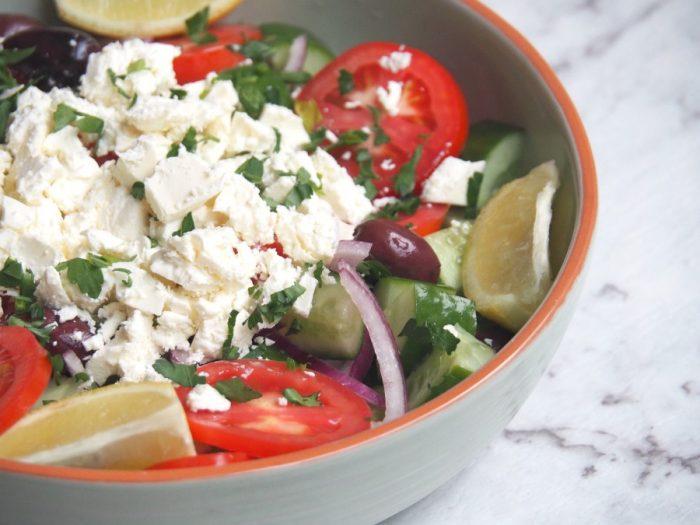Ultimate Greek Salad 1