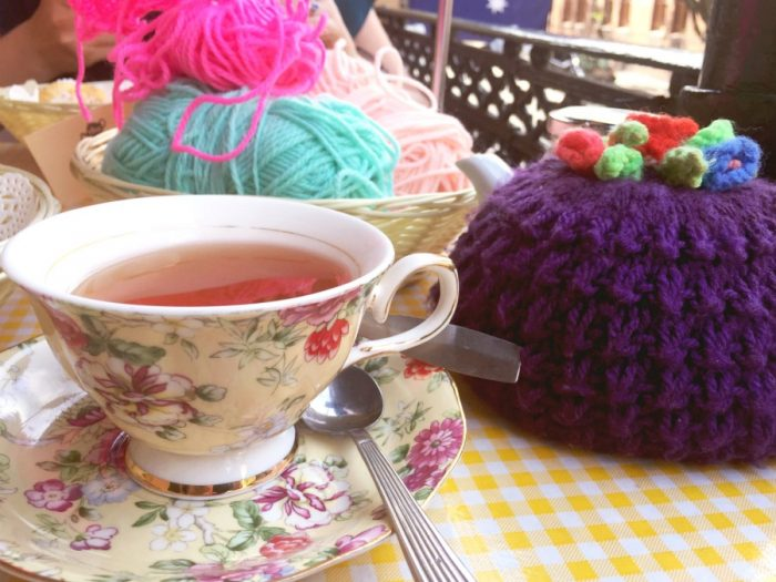 Visitors in Sydney - The Tea Cosy 2