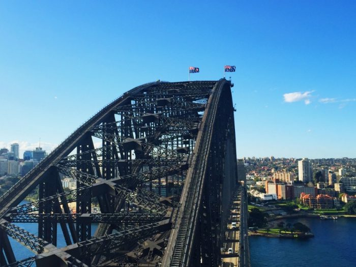 What to see and do in Sydney - Pylon Lookout 2