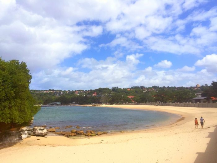 Things to see and do in Sydney - Balmoral Beach 4