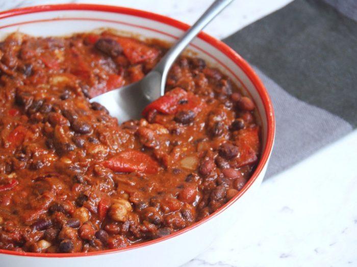 Smoky Bean Chilli 2