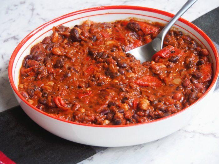 Smoky Bean Chilli 5
