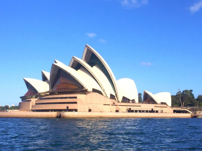 Things to see and do in Sydney - The Opera House