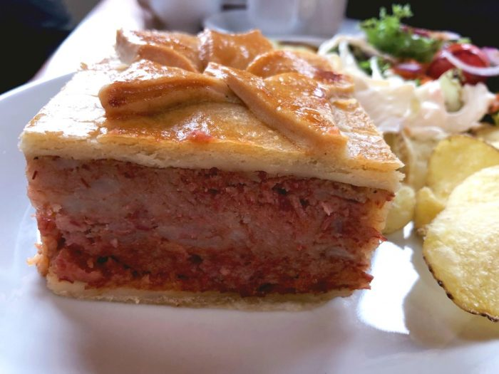 Newcastle Highlights - Corned Beef Pie