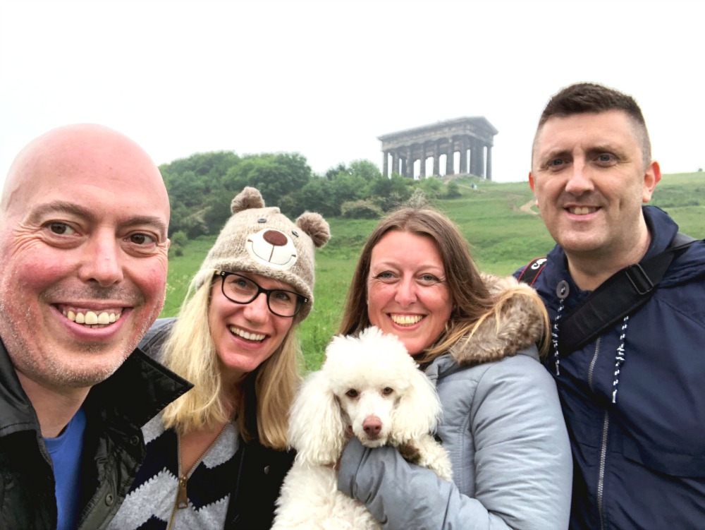 Newcastle Highlights - Penshaw Monument
