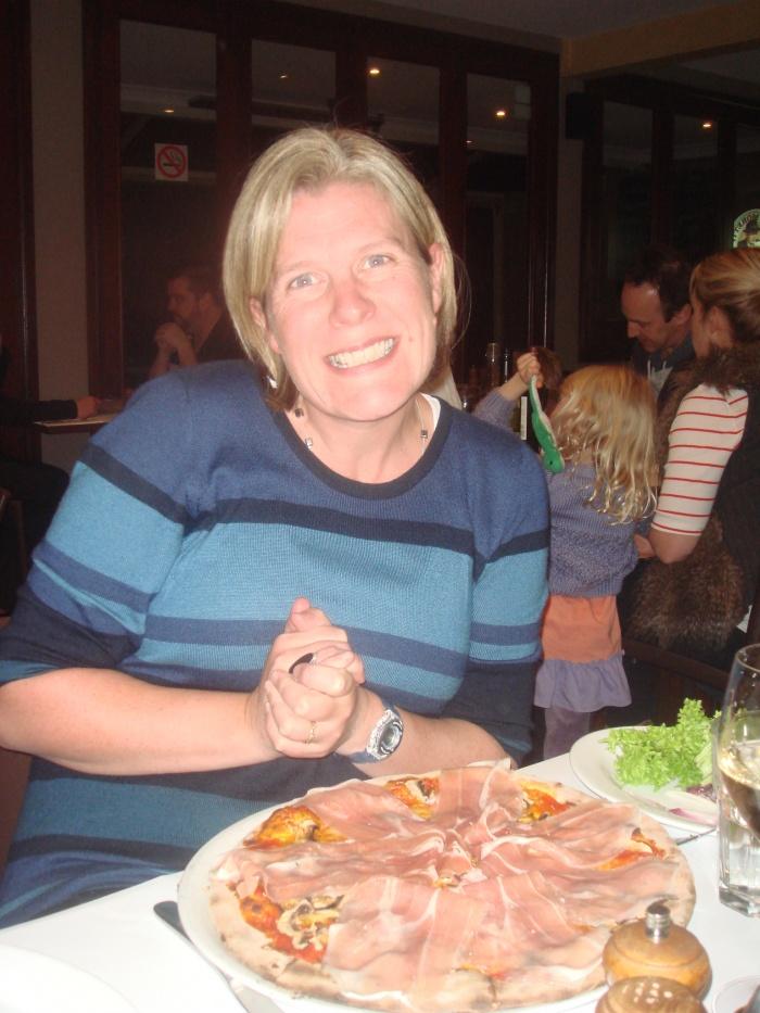 Sarah's Popolo Pizza, Cafe Moretti