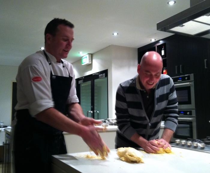 David, Assistant Chef, Alio, July 2011