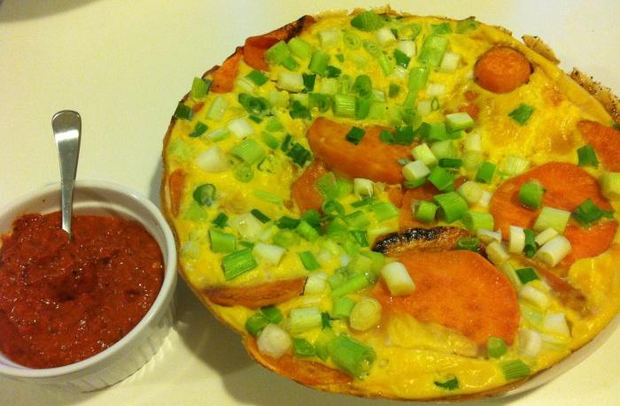 Kumara Tortilla
