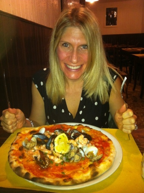 The Real Deal - Venetian Pizza