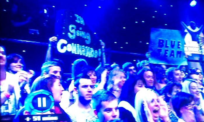 Find Sammie at Finale!