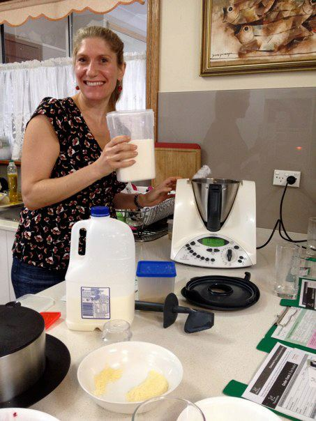 Getting to grips with Thermomix