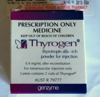Thyrogen