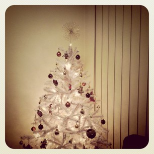 Christmas Tree in July