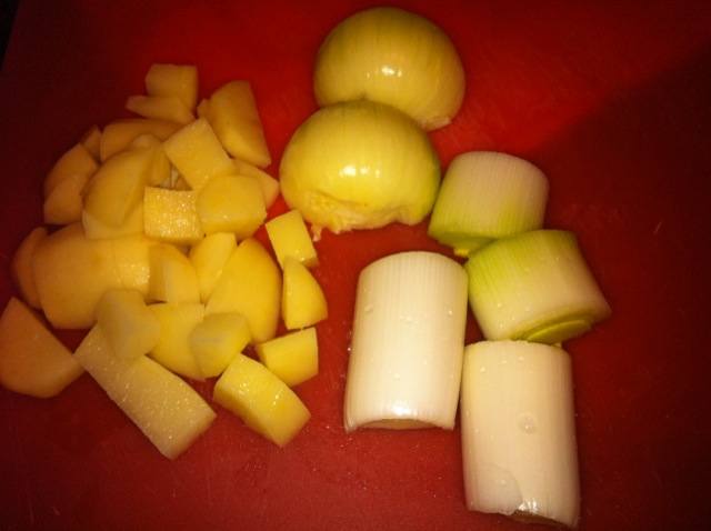 Turn these veggies into...