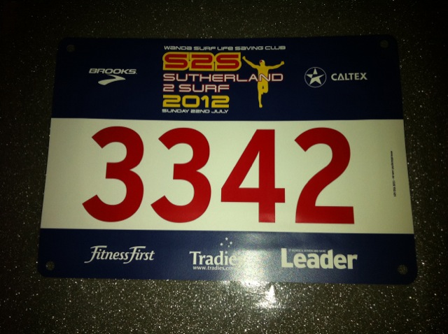 Sutherland to Surf - Bring it on!