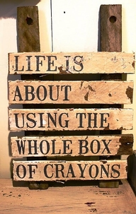 The Box of Crayons