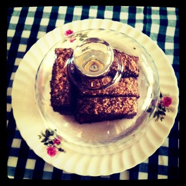 Jenny's Chocolate Cake