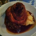 Pork knuckle, Bavarian Beer Cafe