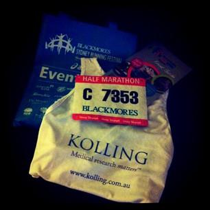 Half Marathon Kit!