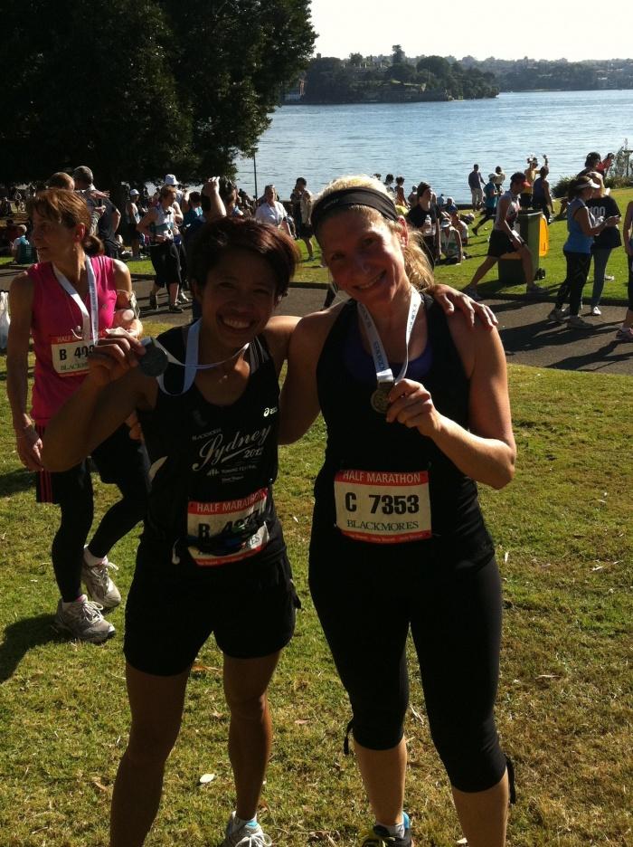 Matching Medals - Half Marathon