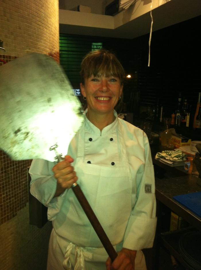 Jackie the dessert queen, Mumu Grill