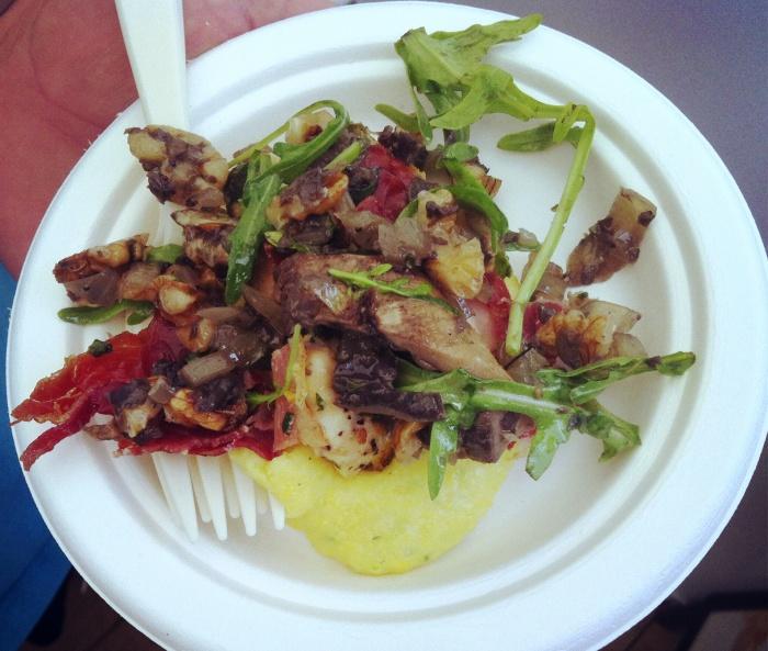 Dominique's Dish, Floriade