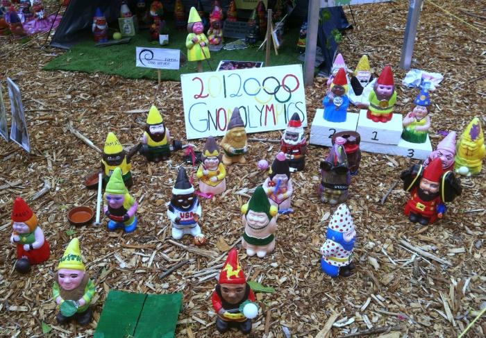 Gnome Knoll, Floriade