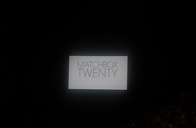 Celebrating Life with Matchbox Twenty