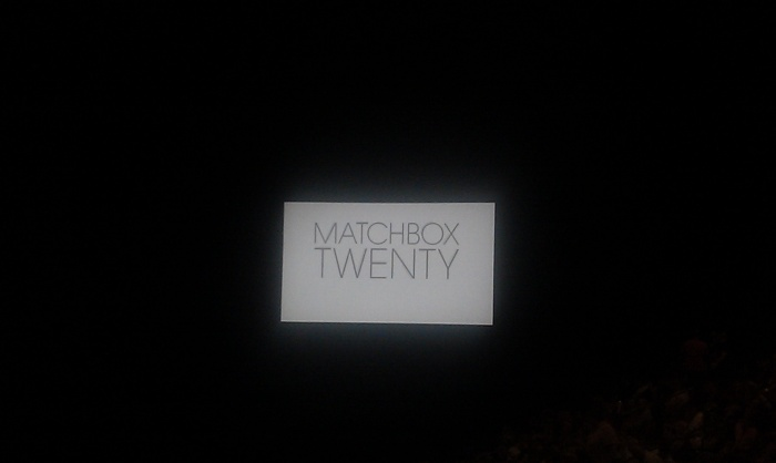 Celebrating life with Matchbox Twenty