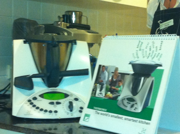 Hooray for Thermomix!