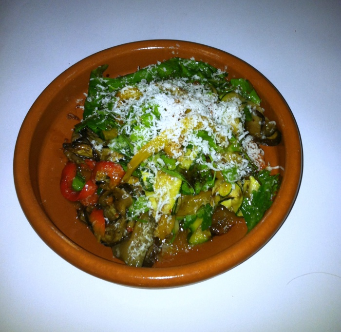 Verdura Mista, Italian Feast, Alio