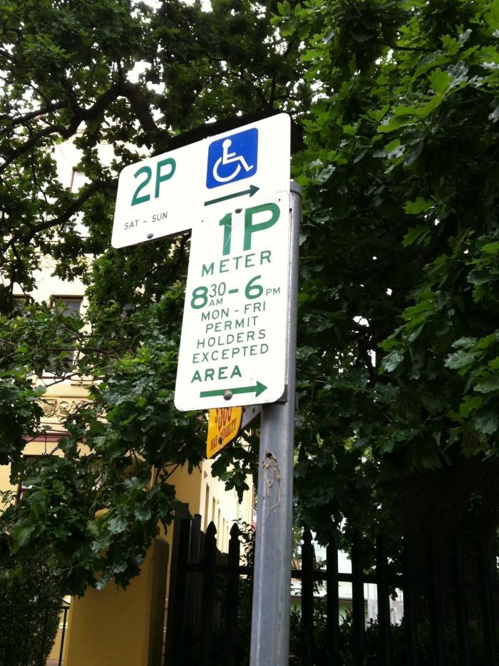 Parking Penalty