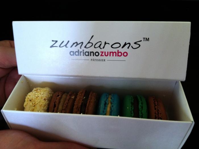 My Zumbaron Selection
