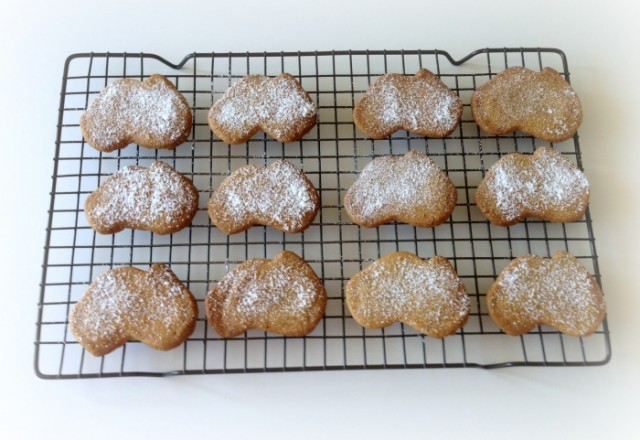 Thermomix Sugar and Spice Shortbreads