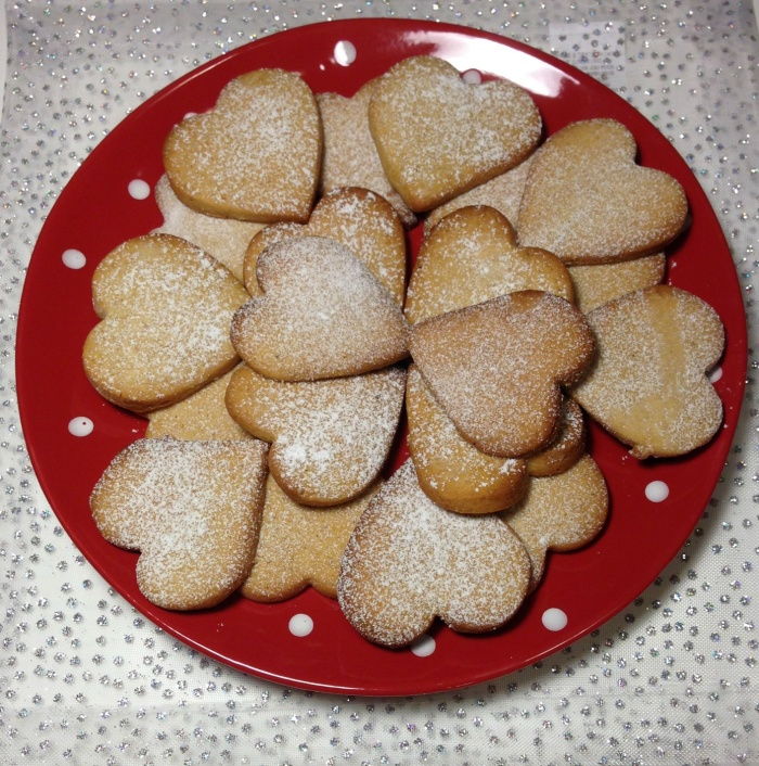 Carla's Thermomix Cookies