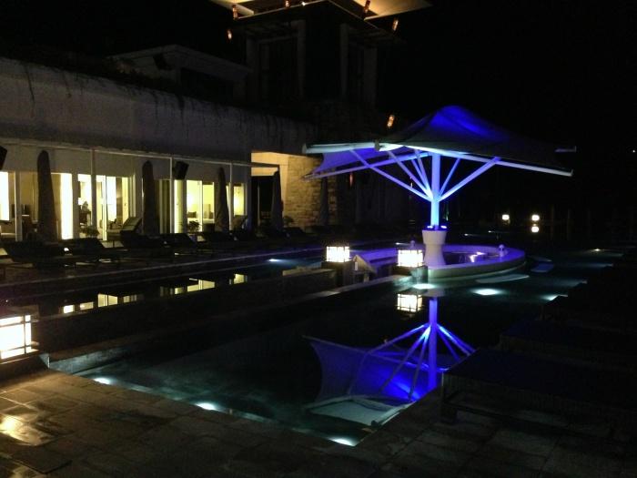 The pool, Sakala, Nusa Dua, Bali