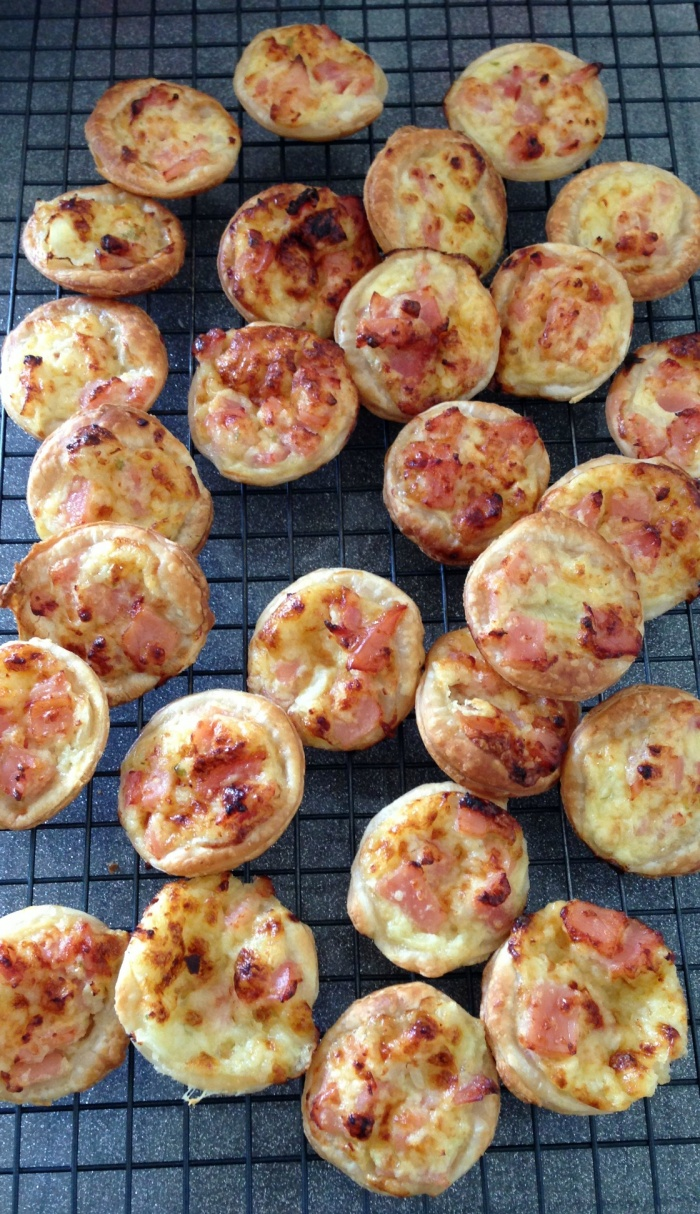 Thermomix Party Savouries- oven fresh