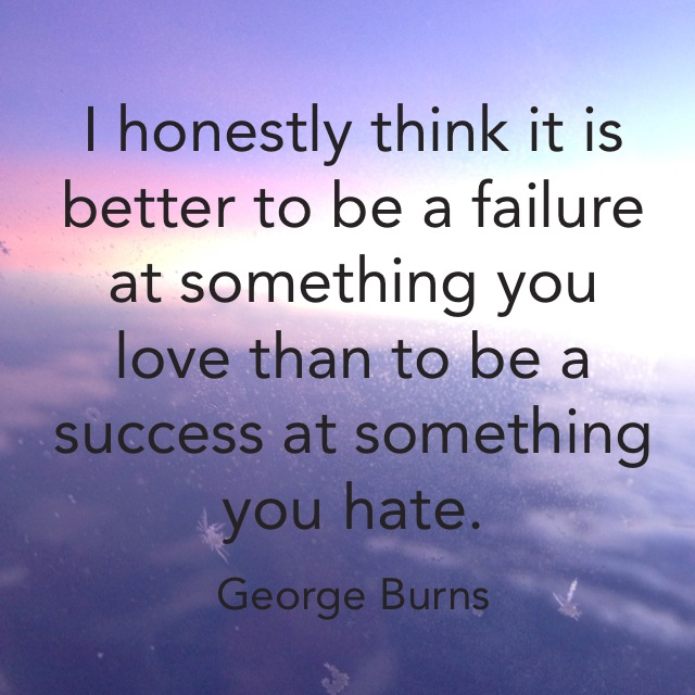 Failure v Success