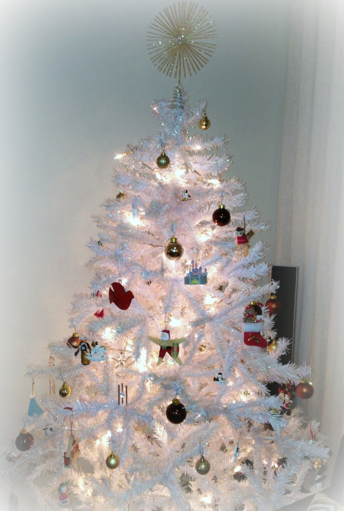 Christmas Tree in July 2013
