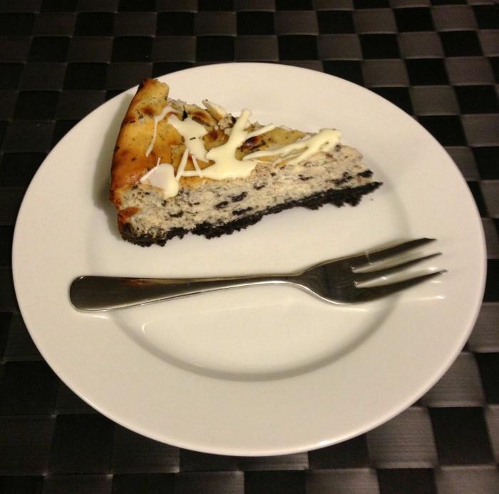 Cookies and Cream Cheesecake - Oreo fest!