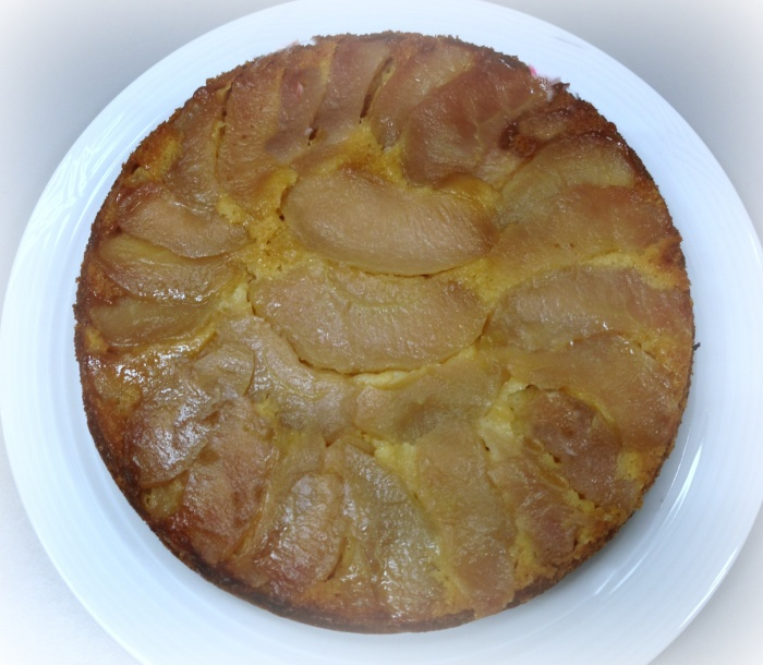 Guy's Apple and Cardamom Cake